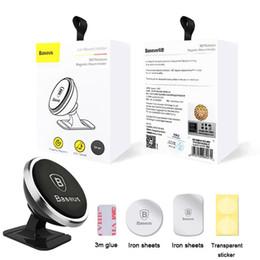 $enCountryForm.capitalKeyWord NZ - Baseus Car Holder For Phone in Car Magnetic Car Phone Holder For iPhone X 8 7 Samsung S9 S8 Bracket Mobile Phone Holder