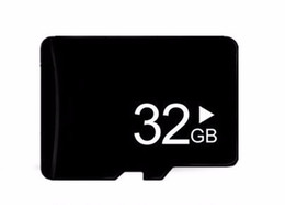 Discount 32 microsd - Mobile phone card Real 32GB microSD micro SD memory card TF card Full Capacity 32 GB G w adapter for phone camera