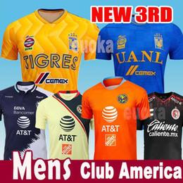 f5a3545ce3f La shirts online shopping - 2018 UANL TIGRES New Third DE LA Soccer JERSEYS  Mexico Club