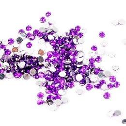 $enCountryForm.capitalKeyWord Australia - Nail Diamond 3000Pcs Mixing Multiple Colour 3D Crystal Decoration DIY Manicure Shining Beauty Nail Art