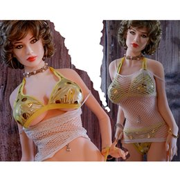 $enCountryForm.capitalKeyWord Canada - Lifelike Silicone Sex Dolls Sex Doll Love Sexy Toys for Adult Mannequin Body Style Oral Vagina Anal Masturbator Toys for Men Big Breasts