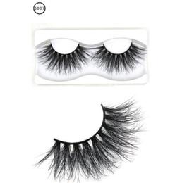 $enCountryForm.capitalKeyWord Australia - 25mm mink lashes 5D mink hair false eyelashes 3D mink hair thick long eyelashes handmade curl eyeshadow lip gloss