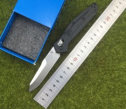 $enCountryForm.capitalKeyWord NZ - BM 940 943 D2 Blade Folding Knife Nylon glass fiber handle Copper washer hunting outdoor camping Pocket Survival EDC Knives