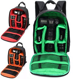 $enCountryForm.capitalKeyWord Australia - Hot-sale 3 Colors sport Camera Backpacks Gifts High Quality Camera Bag Gift sport Backpack Waterproof DSLR Case for Canon