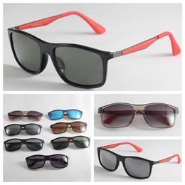 Lunettes Soleil Orange Australia - designer sunglasses 2019 new model F design polarized sport des lunettes de soleil with original packages leather case, box, everything!!