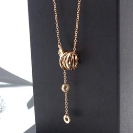 Necklaces Pendants Australia - Titanium Steel Plating 14K Gold Fashion Bracelet Female Roman Digital Pendant Chain Pendant Color Girl & Boy Jewelry