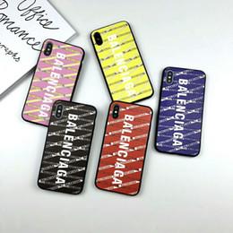 Опт Новый дизайнерский чехол телефона прибытия для IphoneX IphoneXS IphoneXR IphoneXSmax 7Plus/8Plus 7/8 6/6sPlus 6/6s новый iPhone задней крышки телефона чехол