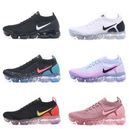 Wholesale 2019 Air Vapors Hot 2018 BE TRUE Men Shock Shoes For Real Quality Maxes Fashion Women Men Casual Shoes 36-45