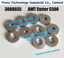$enCountryForm.capitalKeyWord NZ - (2pc lot) 3080035 edm AWT Cutter Ø10.9xØ4x2t Upper S500 (Tungsten Steel) for Sodic JL,G,EPOC,AW,BF,PGW,AP,A,AQ 3080689,W400135D,3080748,S465