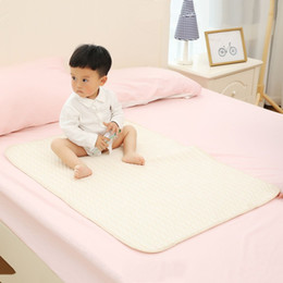 Bedding protectors online shopping - Baby Cotton Urine Mat Diaper Nappy Bedding Changing Cover Pad Waterproof Mattress Protector Baby Nappy Pad For Sleeping