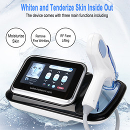 $enCountryForm.capitalKeyWord Australia - 2019 Water Mesotherapy Gun Radio Frequency RF Meso fade facial spots Facial Skin Beauty Device Injector 3 light colors red blue green