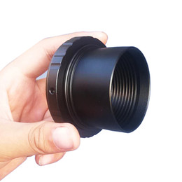 Filter adapter rings online shopping - 2inch Ultra Wide Adapter to M42 Thread Astronomical Telescope Photography Extending Tube Filter Thread SLR DSLR Camera T Rings