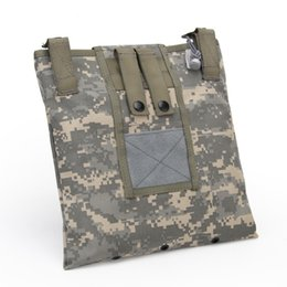 $enCountryForm.capitalKeyWord Australia - Magazine Recycling Bags Nylon Tactical Drop Pouch Airsoft Military Multicam Camouflage Folding Bag #361832