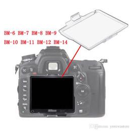 $enCountryForm.capitalKeyWord Canada - 10pcs lot BM6 BM7 BM8 BM9 BM10 BM11 BM12 BM14 Hard Plastic Film LCD Monitor Screen Cover Protector