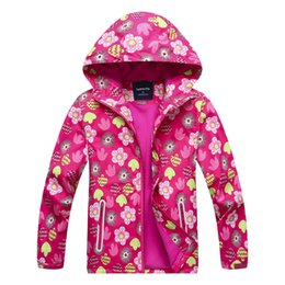 clothes for years old Australia - Waterproof Index 5000mm Windproof Child Coat Baby Girls Jackets Warm Children Outerwear Clothing For 3-12 Years Old
