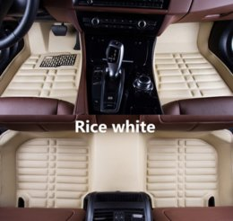 $enCountryForm.capitalKeyWord Australia - Applicable to Ford Kuga 2013-2018 car floor mat front and rear pad accessories non-slip waterproof leather carpet car mat