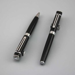 pens ball Australia - DKW roller ball pen School Office supplies metal ballpoint pen business gift teacher student present 027