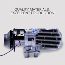 Wholesale 12V 5000W QN-202 Parking Fuel Air Heater Fuel Heater Car Air Conditioning Truck Diesel