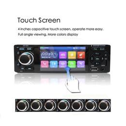 $enCountryForm.capitalKeyWord Australia - DC 12V 50W*4 4.1''DIN Bluetooth Car Radio Stereo LCD display RDS USB TF AUX FM Car MP3 Multimedia Player