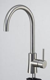 $enCountryForm.capitalKeyWord Australia - Brand new Wholesale- Factory Direct Sale SUS 304 Kitchen faucet brushed European standard high quality faucet tap