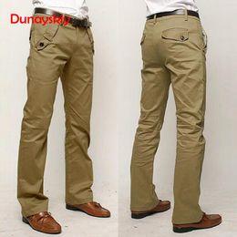 Wholesale jokers pant online – design High Quality Fashion Joker Slacks Cotton Straight Business Long Men s Chinos Trousers Casual Pants Pantalon Homme