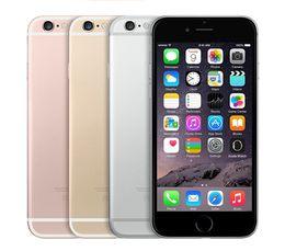 16 Rom Australia - Original Apple iPhone 6S 6S Plus Mobile Phone IOS Dual Core 2GB RAM 16 64 128GB ROM 12.0MP Fingerprint 4G LTE Smartphone