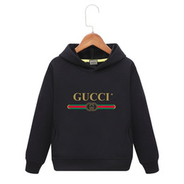 Wholesale pure male for sale – oversize Children Female Male Children s Clothes Autumn And Winter Plus Cashmere Joint And Several Caps Pure Cotton Paragraph In Large