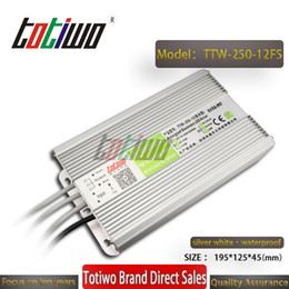 $enCountryForm.capitalKeyWord NZ - TOTIWO IP67 Waterproof AC110V AC220V to DC 12V 20.83A 250W Switching SMPS Power Supply LED Driver Waterproof Transformers constant voltage