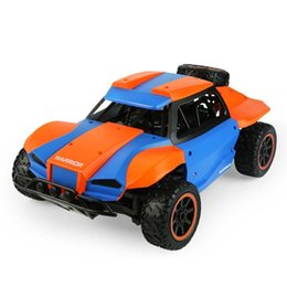 race car toys UK - 1:16 Remote Control Wireless 2.4G Electric Rock Crawler Truck Kit Off-Road Boys Racing Children's Toys