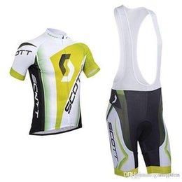 dfecc72b9 Pro Team Men Scott Cycling Jersey 2018 Set MTB Roupa Ropa Ciclismo Clothing  Men Summer Maillot Cycling Wear