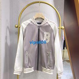 $enCountryForm.capitalKeyWord Australia - High end women tops jacket with hat Jackets Fashion Standing neck Long Sleeve Letter print jacket The High-End Custom Female Tops Coat