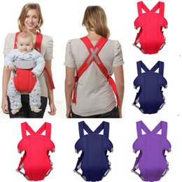 Carry Sling Strap Australia - 2019 Brand New Adjustable Baby Infant Toddler Newborn Safety Carrier 360 Four Position Lap Strap Soft Baby Sling Carriers 2-30M