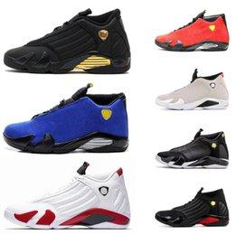 $enCountryForm.capitalKeyWord Australia - 14 Original 14s Men Basketball Shoes Candy Cane Varsity Royal University Red Defining Moments Mens Fashion Trainers Sports Athletic Us 7-13