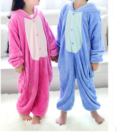 $enCountryForm.capitalKeyWord Australia - Autumn and winter animals blue dragon conjoined pajamas cartoon home clothing baby children Fashionable and Lovely