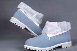 $enCountryForm.capitalKeyWord Australia - ORIGINAL ROLLTOP SNOW BOOTS LIGHT BLUE CUSTOM MENS WINTER FOLD DOWN BOOTS WITH FUR SALE STORE CHEAP WORK HIKING SHOES FOR MEN SHIHPPED FREE