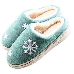 Black sheep flats shoes online shopping - kapcie Women Winter Warm Ful Slippers Women Slippers Cotton Sheep Lovers Home Slippers Indoor House Shoes Woman