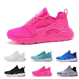 59b548b7f79b2 2018 air Huarache 3 3.0 Running Shoes For 3S Men Women huraches Black White  High designer shoes Triple Huaraches sneakers 36-45
