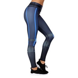 $enCountryForm.capitalKeyWord UK - Women Leggings Blue Hero 3D Graphic Print Girl Skinny Stretchy Yoga Wear Pants Lady Gym Fitness Pencil Fit Soft Trousers