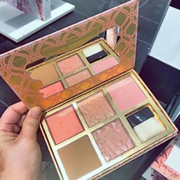 $enCountryForm.capitalKeyWord Canada - New Cosmetics 2018 Blush Bar Blush Kit Spring Blush Highlight Palette 6 Colors Highlight Palette