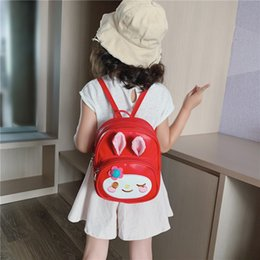 $enCountryForm.capitalKeyWord Australia - Korean-style Children's Bags 2019 Summer Autumn New Style Backpack Cute Cartoon Leisure Bag Stylish Men's And Women's Child-Styl