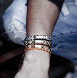 Wrist Watches Logos Australia - luxury logo crown US president watches band Genuine Stainless Steel Watch Band Luxury Wrist Strap Bracelet Bangle For man