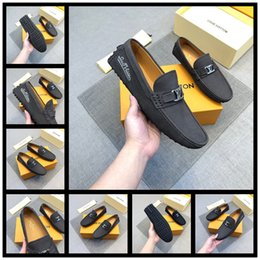 Pics Wedding Dresses Australia - Wholesale Italy Brand New Designer Fashion Leather Dress Shoes, Genuine Leather High Quality Shoes 38-45 More Pics contact me