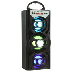 Surround Card Australia - MS - 222BT Bluetooth Speaker with AUX USB TF Card Slot