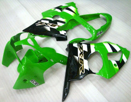 Discount free gift kawasaki - 3 Free Gifts New ABS bike fairings kit Fit For KAWASAKI NINJA ZX636 ZX-6R ZX-636 ZX 636 ZX6R 00 01 02 ZZR600 2000 2001 2