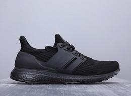 0b01dbad7 2019 Ultra B 3.0 4.0 Triple Black and White Primeknit Oreo CNY Blue grey Men  Women Running Shoes Ultra Boosts ultraboost sport Sneakers