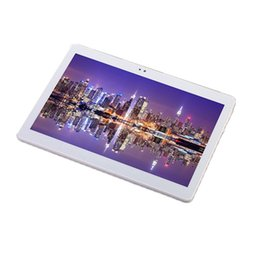 "Discount android tablet 10.1"" Tablet 10.1 Inch Screen Android 6.0 4GB + 64GB Octa Core Dual Camera Wifi Phablet WiFi Bluetooth Tablet PC"