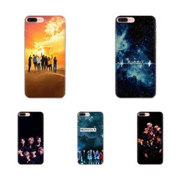 galaxy note protectors Canada - Custom Monsta X TPU Protector Phone Cases For Galaxy J1 J2 J3 J330 J4 J5 J6 J7 J730 J8 2015 2016 2017 2018 mini Pro
