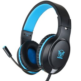 Games for xbox one online shopping - Hot Sell H Stereo Gaming Headset for PS4 Xbox One Adjustable Earmuffs and Noise Isolation Lightweight Gaming Headset for Computer Game