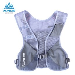 Sports & Entertainment Running Ingenious Aonijie E884 Reflective Hydration Pack Backpack Rucksack Bag Vest Harness Water Bottle Hiking Camping Running Marathon Race
