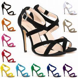 $enCountryForm.capitalKeyWord NZ - Niluko Korea sweet wind beauty flannelette comfortable toe sexy stiletto heel women's sandals factory sales